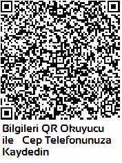 Avukat Metin Özderin QR Kod